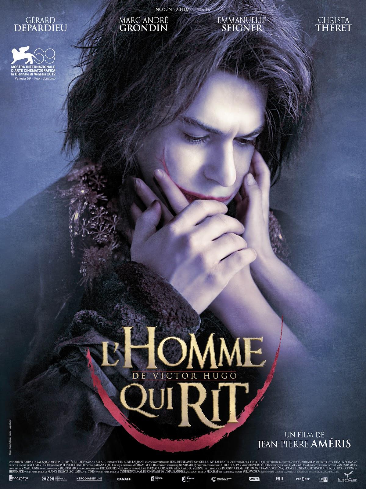 Populaire L'homme qui rit , un film balafré | « HU85